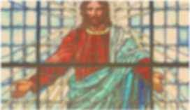 Christ window