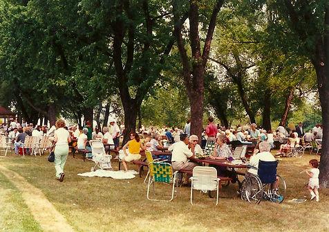 outdoor celebrations