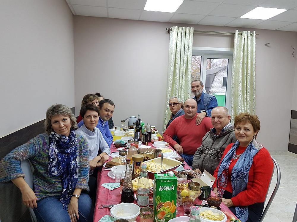 Встреча коллег Агентства ритуальных услуг г. Димитровград