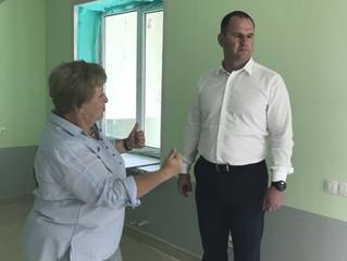 Встреча с главой г. Димитровграда А. Кошаевым