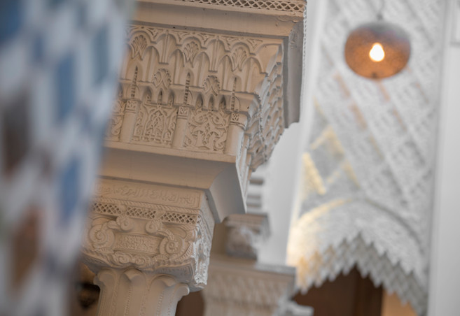 Atrium Detail