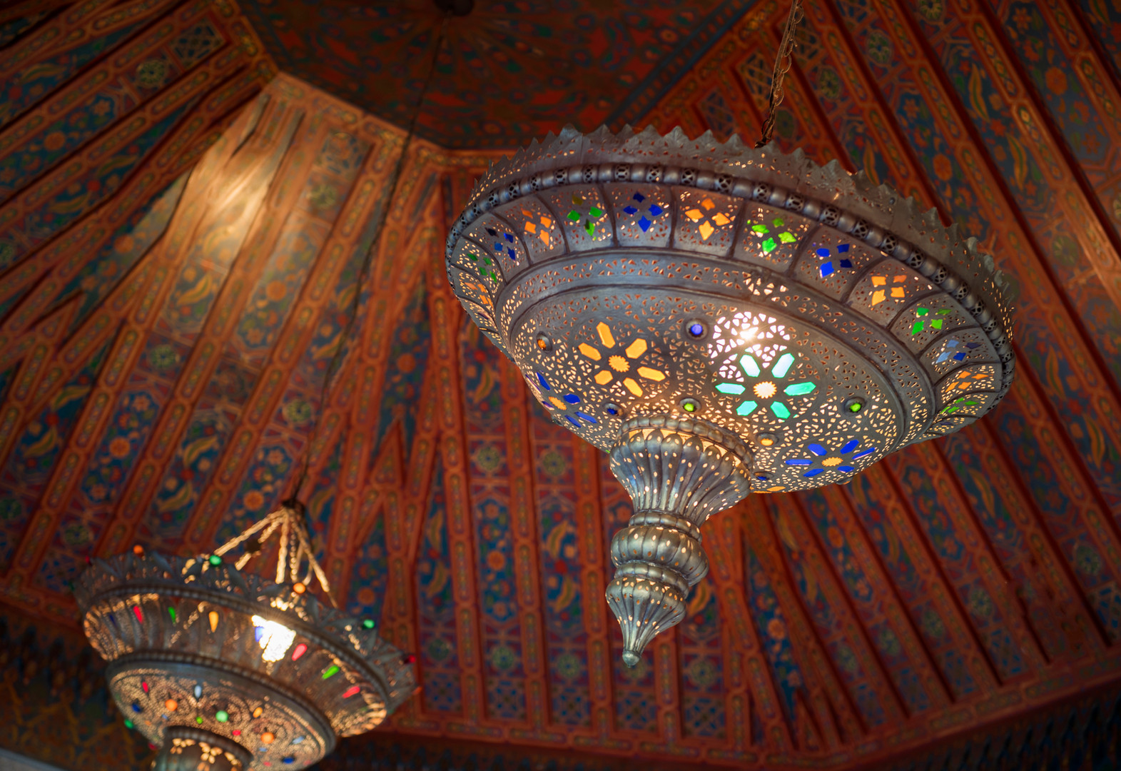 Cieling Detail