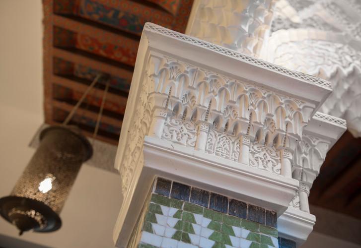 Atrium Detail 3