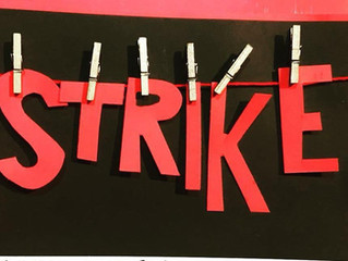 striking solidarity**