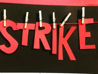 striking solidarity**