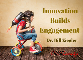 Innovation Builds Engagement
