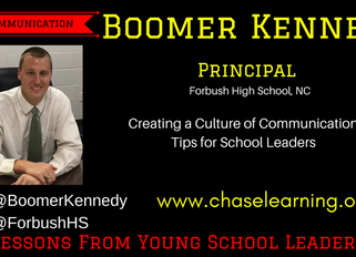 Creating a Culture of Communication - Tips for School Leaders