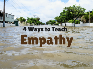 4 Tips to Teach Empathy