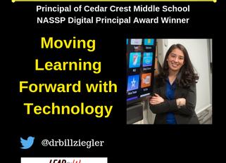 Digital Leadership - 3 Keys to Move Learning Forward