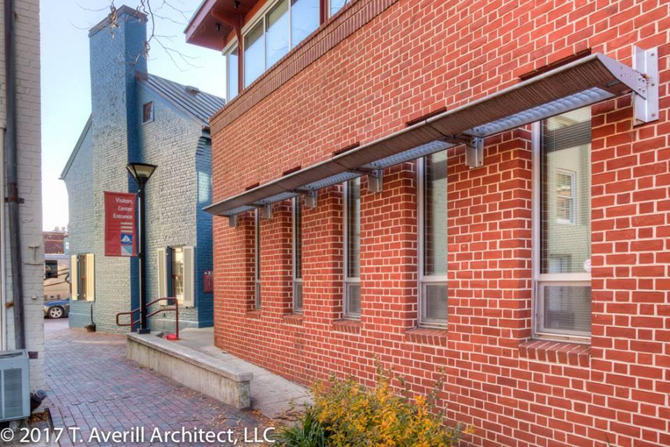 171206 Annapolis Visitor Center 006