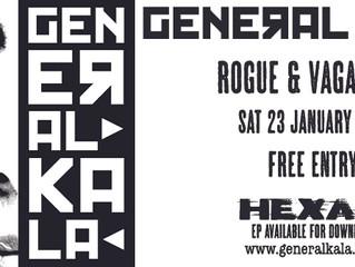 23/01/16 Live at Rogue & Vagabond