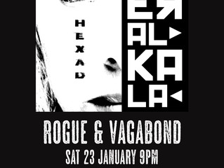 Live at Rogue & Vagabond 23/01/16