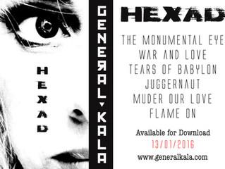 HEXAD EP ..Here.