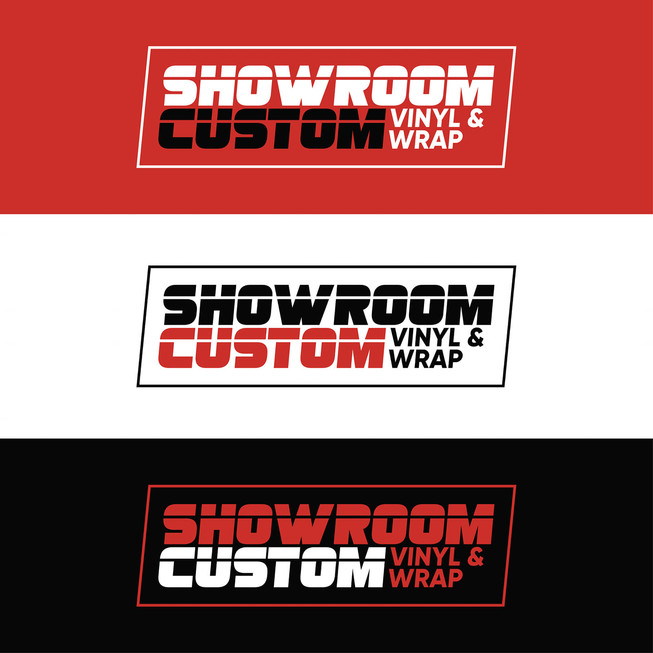 Showroom Custom Vinyl & Wrap