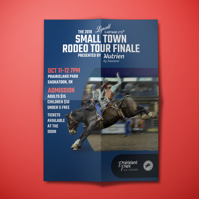 Small Town Rodeo Tour Finale