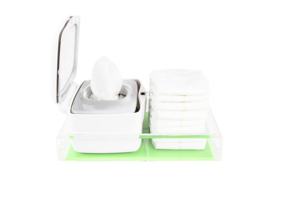 Acrylic organizational tray