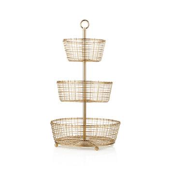 Bendt 3-Tier Fruit Basket