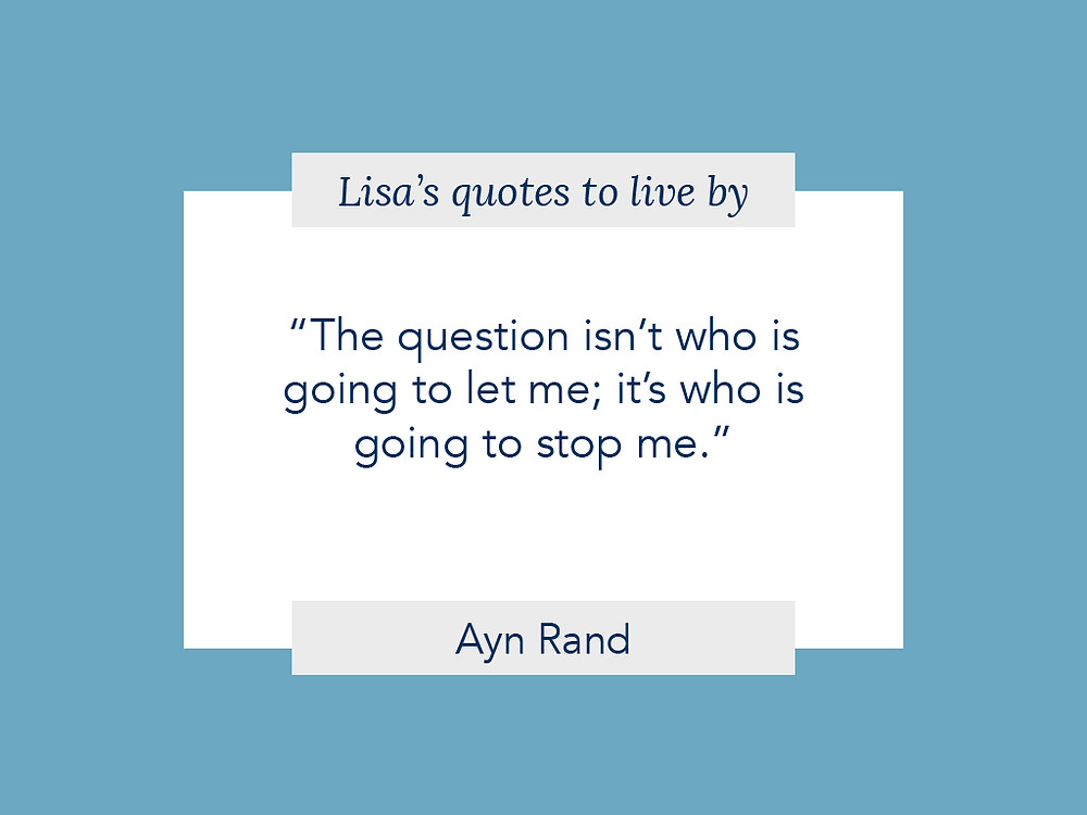 Quote from Ayn Rand