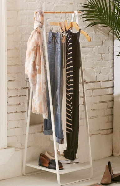 Urban Outfitters small garment rack