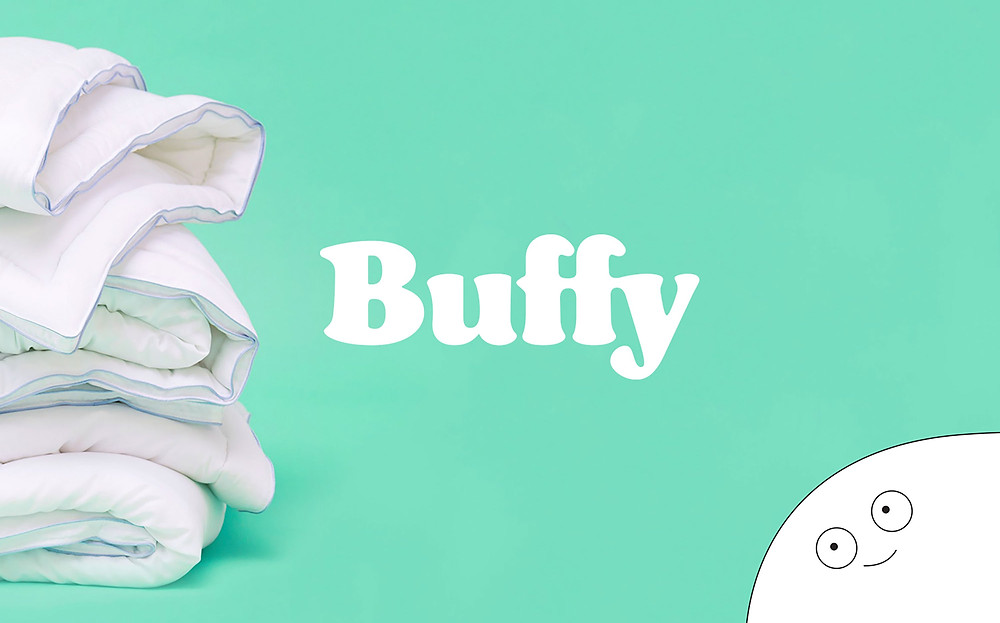 Buffy Comforters are eco-friendly bedding