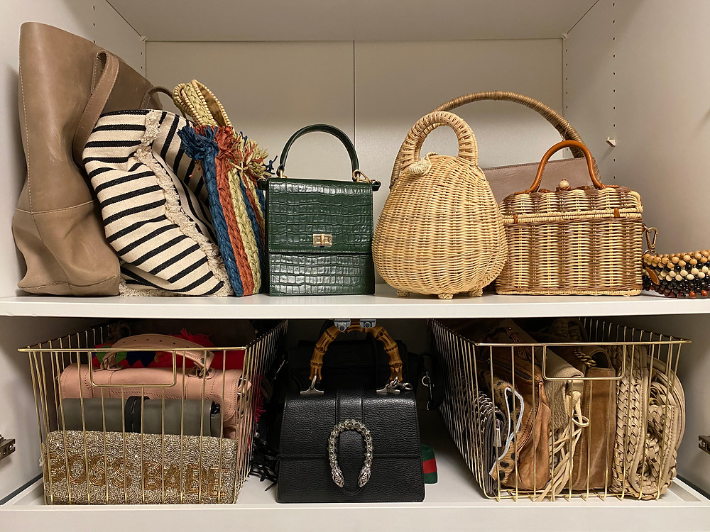 Purses organized by category