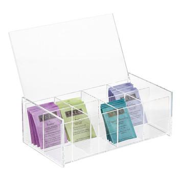 Acrylic Tea Box