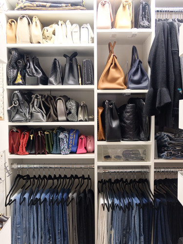 Shelving in Closets