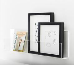 Acrylic Wall Shelf
