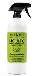 Mojito wrinkle release spray