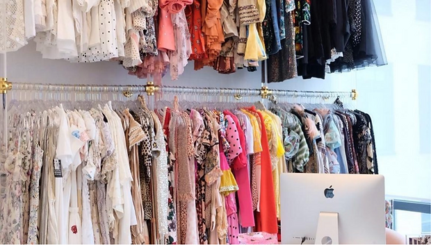 How to keep your closet organized by som