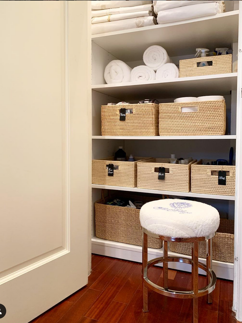 Baskets for Laundry Room Storage