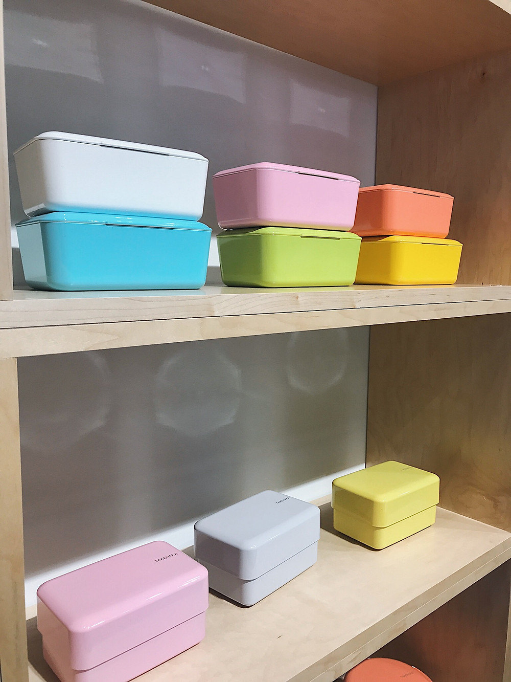 Bento Box by Takanak food storage boxes