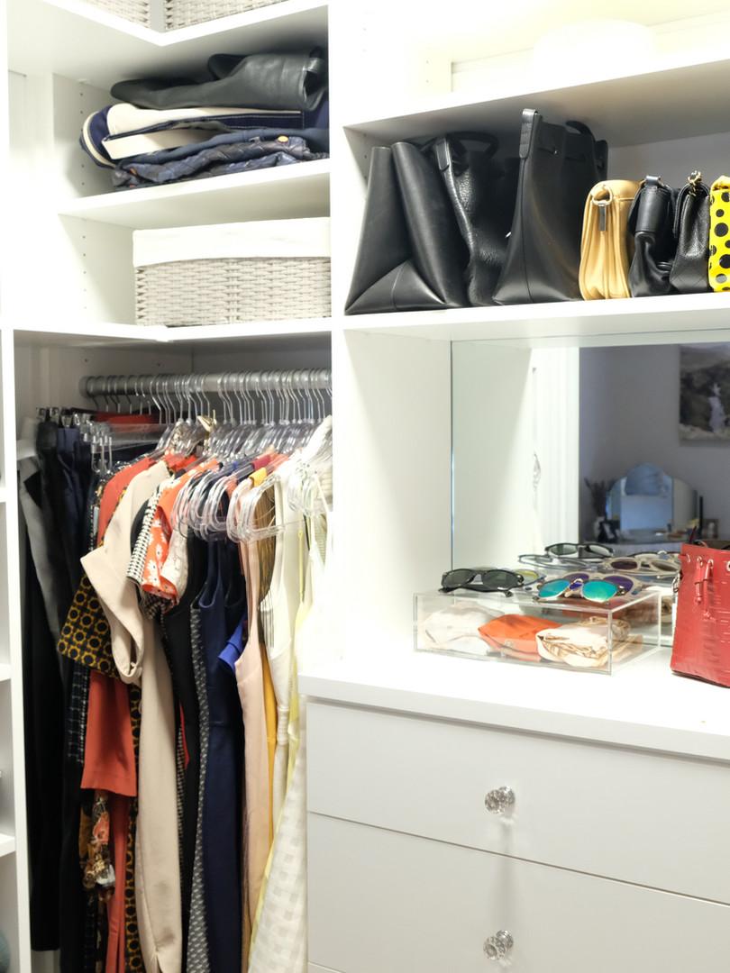 Closet Build Out