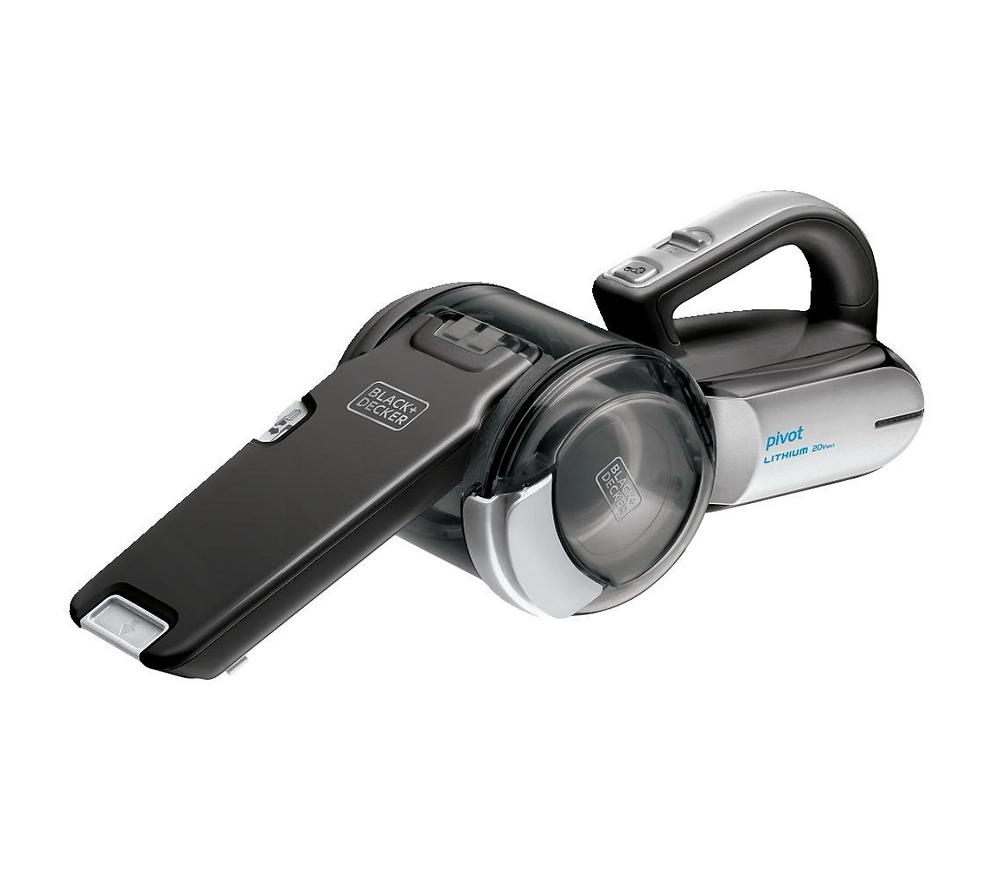 Black and Decker Dust Buster handheld vacuum