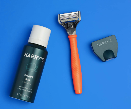 Harry's Shaving Club set