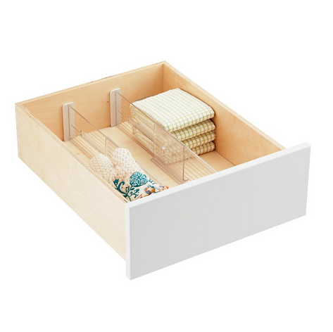 Clear Drawer Dividers
