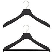 Matte Wooden Coat Hanger