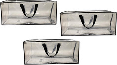 Earthwise Clear Storage Bags