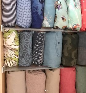 drawer dividers for dresser organization