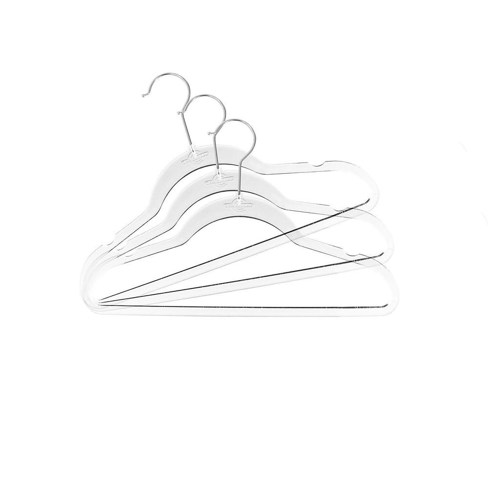 Acrylic kid's hangers
