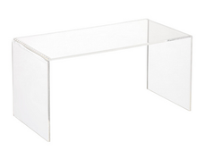 Acrlyic Shelf Riser