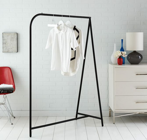 West Elm garment rack