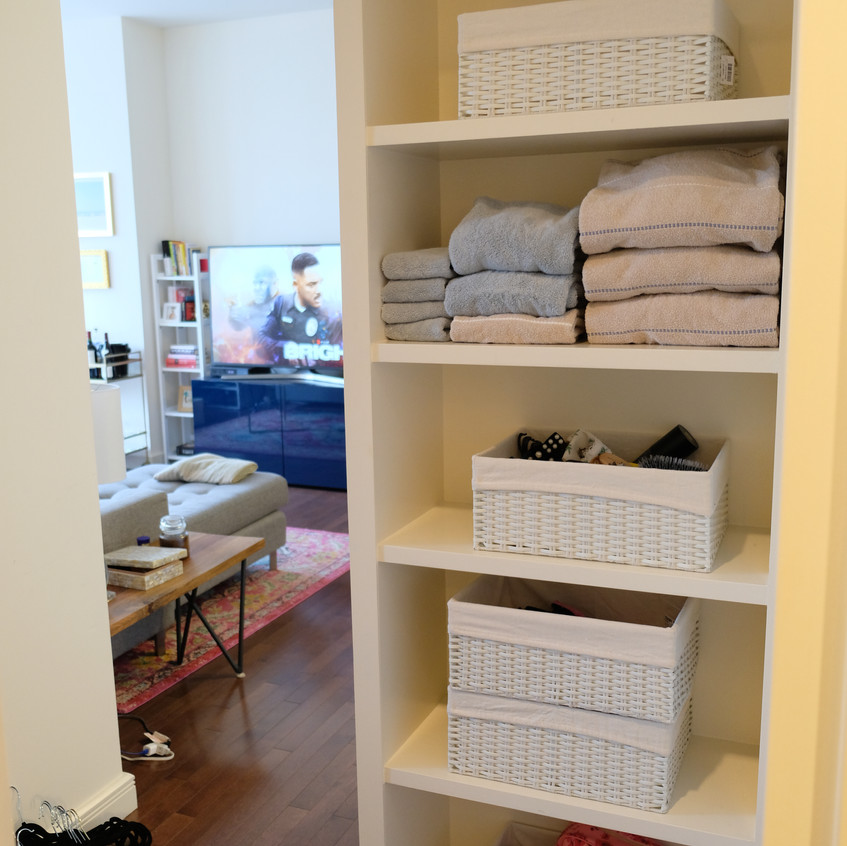 After Home Reorganization