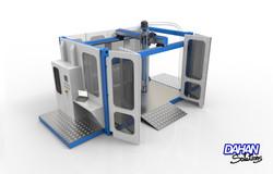 Custom CNC machinery