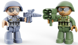 complete line of magnetic figurines