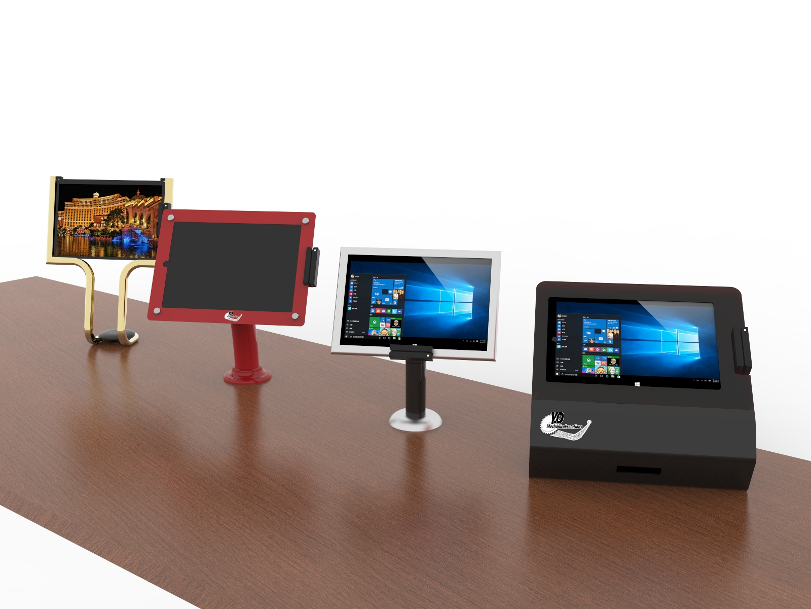 The Tablet stands project