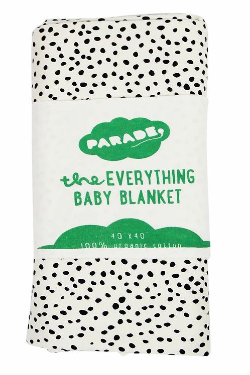 Everything Organic Baby Blanket