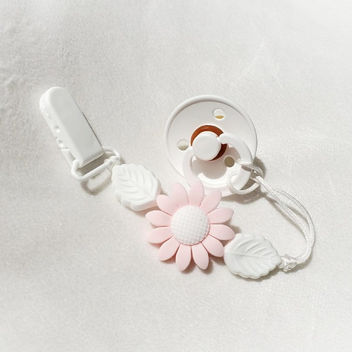 LIMITED ADDITION Daisy Pacifier Clip