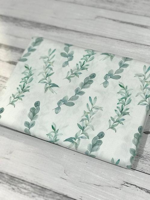 Olive Branch - Burp Cloth
