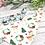 Thumbnail: Christmas Themed Dribble Bibs